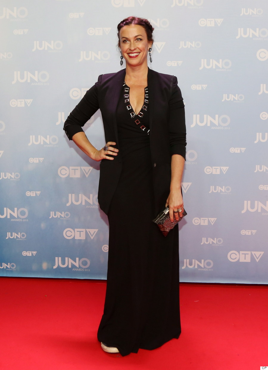 alanis juno awards 2015