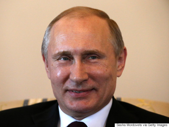 Vladimir putin dead russian leader implicitly proves he 39 s for Too faced ceo