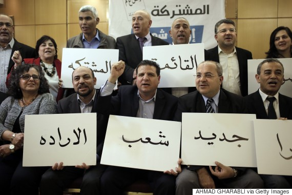 arab list israel