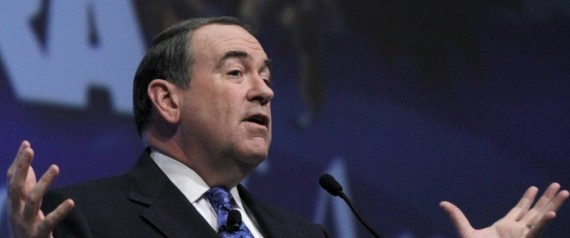 Mike Huckabee Nra Speech