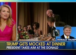 Donald Trump White House Correspondents Dinner