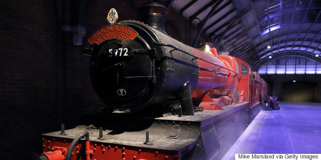 The REAL Hogwarts Express Is Now Open To Muggles