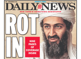 Osama Bin Laden Death: A Look Back At Newspaper Front Pages