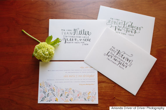 Ways To Save On Wedding Invitations: 7 Ways Real Brides Can Save Money On Their Wedding