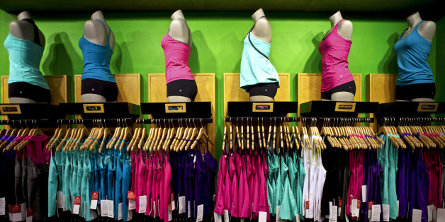 Lululemon clothing online