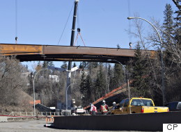 Edmonton Bridge Fail Caused By Poor Bracing: City