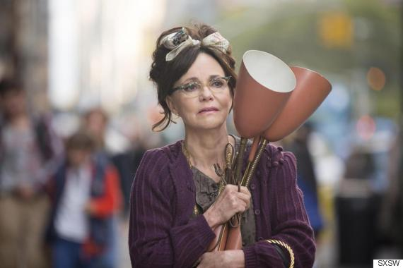 Sally Field roles