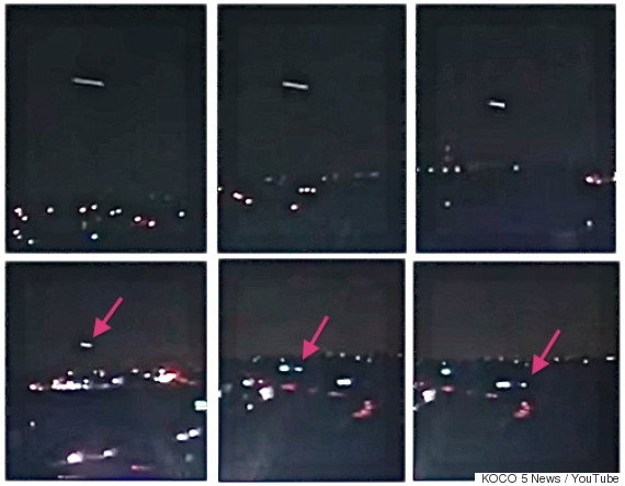 UFO Sighting Spotted Flying Above USA, UFO Sighting News