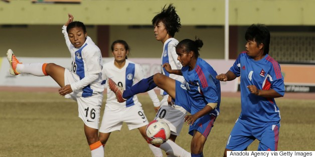 womens football india