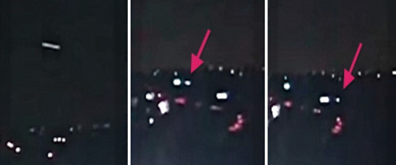 UFO Sighting Spotted Above Oklahoma, UFO Sighting News