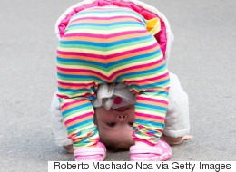 Safety First: Outwitting Your Suicidal Baby or Toddler