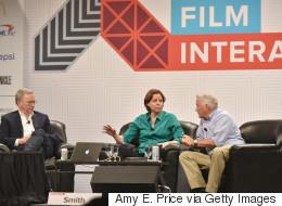 Eric Schmidt 'Manterrupts' Woman During Sexism Talk
