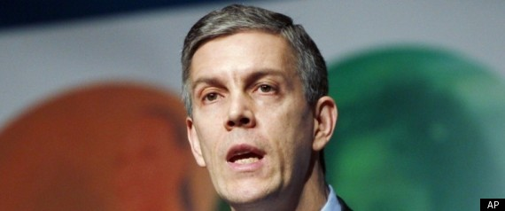 Teacher Appreciation Arne Duncan