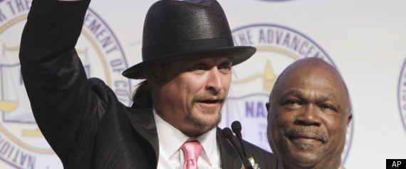 KID ROCK NAACP