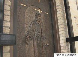 La porte sainte de Québec scellée jusqu'en 2025