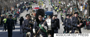 BOSTON PATRICKS PARADE