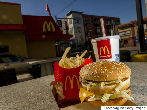 10 Nutritionists Reveal What They'd Order If They <em>Had</em> To Eat At McDonald's