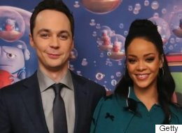 How Jim Parsons Manages To Annoy The Crap Out Of Rihanna