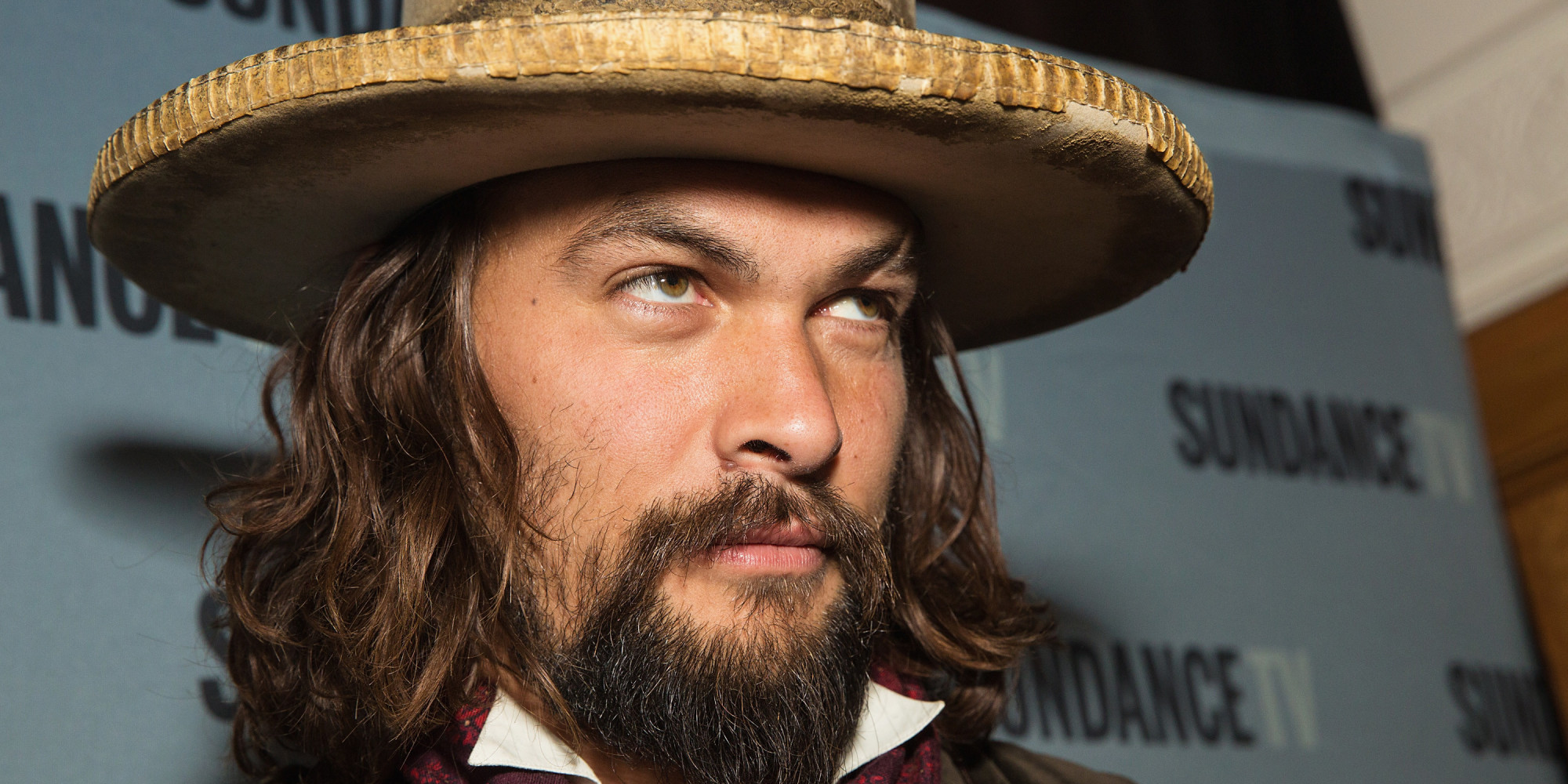 Jason Momoa May Have Written 'F--k Marvel' On A Fan Poster   HuffPost