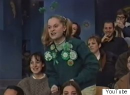 Remember St. Patrick's Day '98 When Amy Poehler Was A Character On 'Conan'?