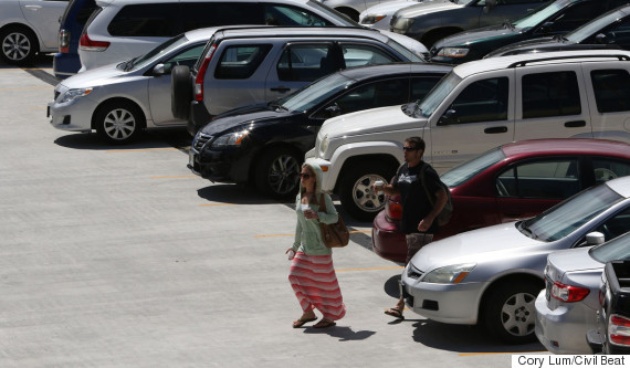 reverse parking hawaii