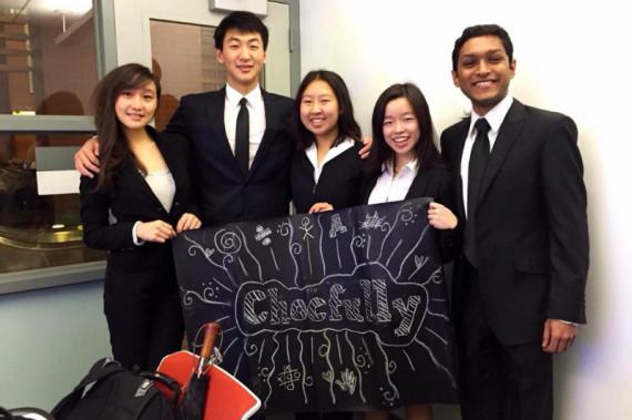 finalist team chocfully
