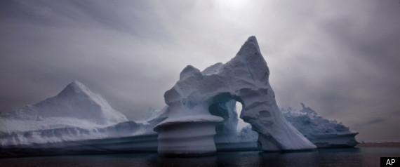 ARCTIC ICE MELTING SEA LEVELS CLIMATE CHANGE