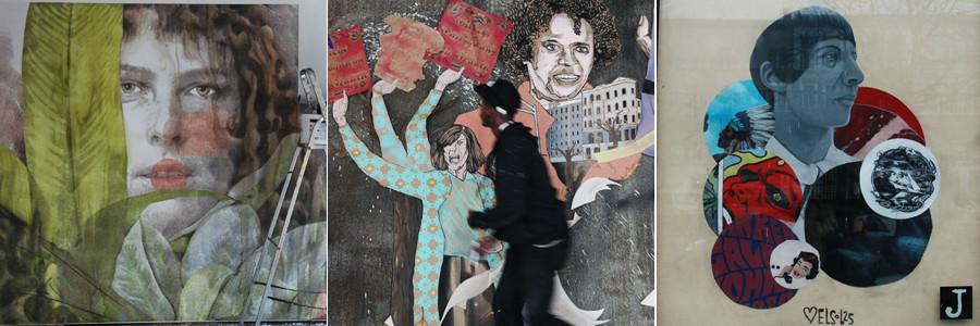 12 Street Artists From Brooklyn Celebrate The DIY Culture Of Berlin