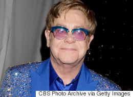 So Was Elton John Spotted Carrying A D&G Bag Or Not?