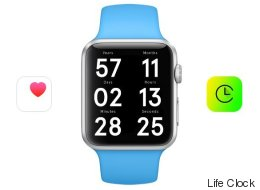 This Apple Watch App Counts Down Your Remaining Seconds Of Life