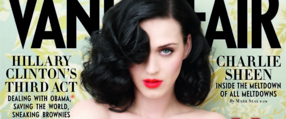 KATY PERRY VANITY FAIR