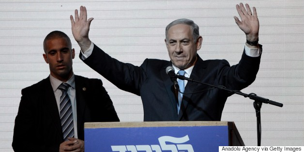 Bibi Swings Israeli Election