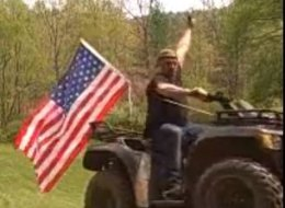 Hillbilly Celebrates Osama Death