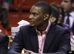 Chris Bosh Allison Mathis