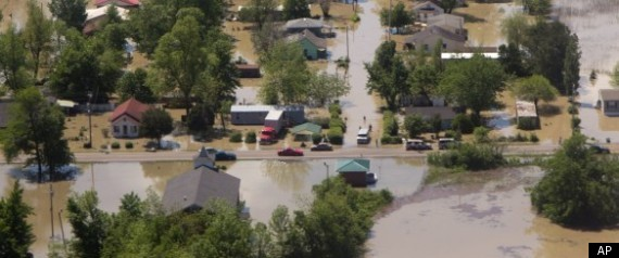 MISSISSIPPI RIVER FLOODS 2011