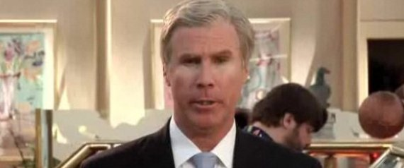 Will Ferrell Bush Bin Laden