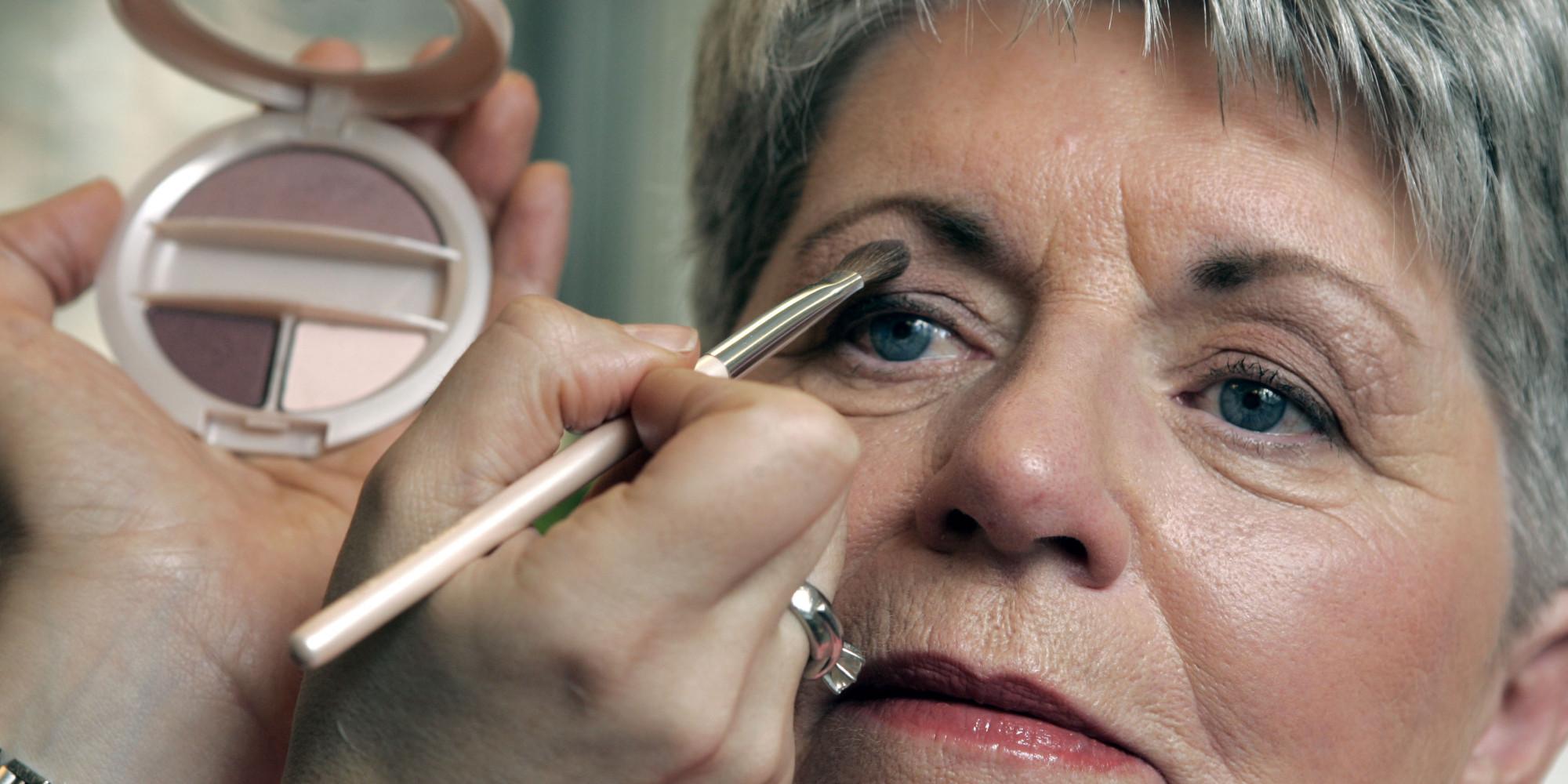 Eye Makeup 60 Year Olds Saubhaya