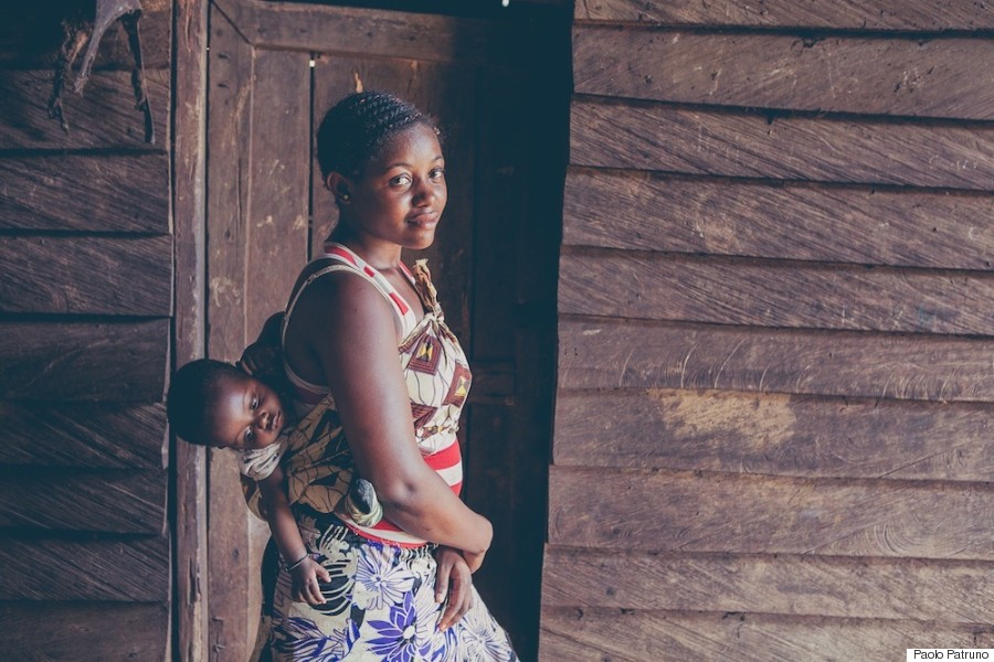 young mom photo project