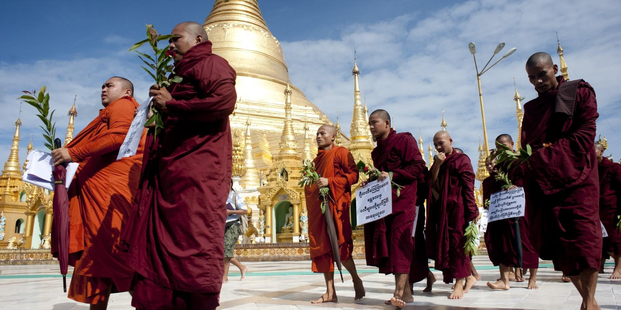 buddhist and muslim relationship