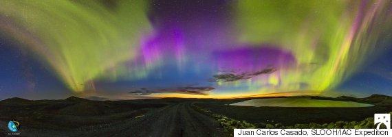 slooh aurora