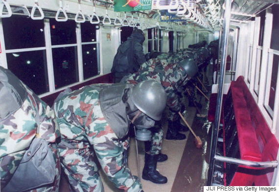 a history of the tokyo sarin subway attacks Sarin attack on the tokyo subway  page for a more complete regulatory history the attack in tokyo  first began their attacks on 27 june 1994 in.