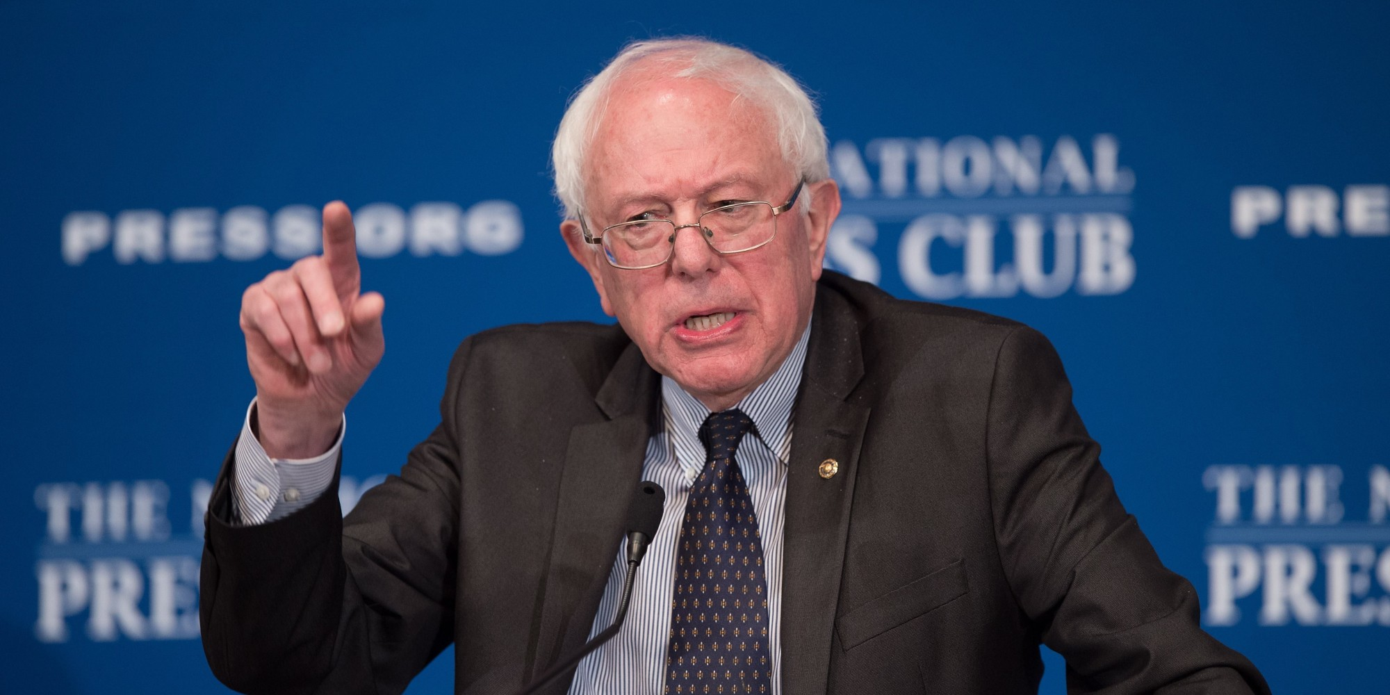 Bernie Sanders Rails Against GOP Budget As Boost To Income ...