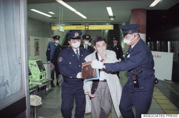 tokyo subway 1995 march