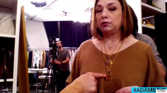 own adam says lisa kogan layer necklace