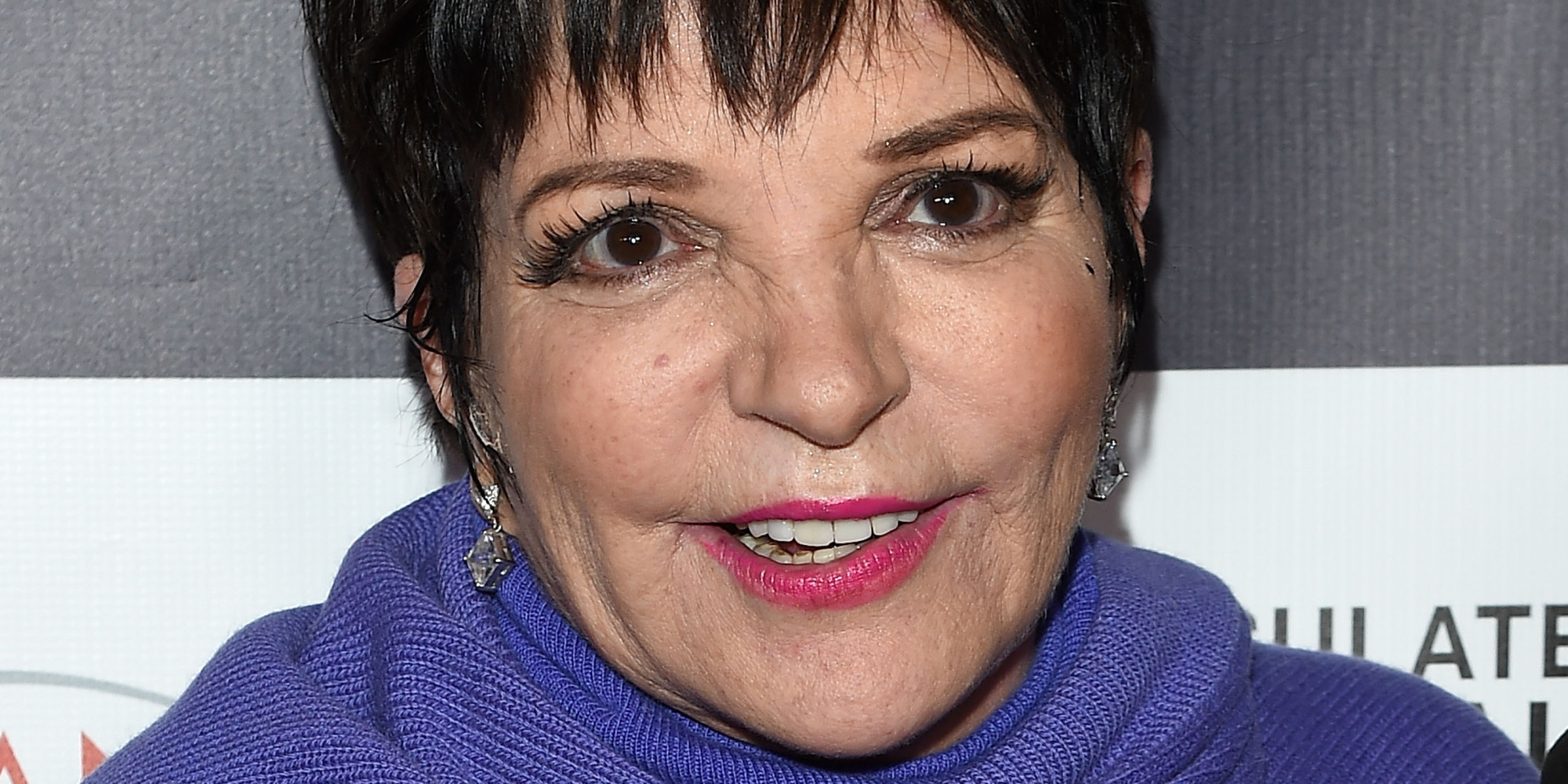 Liza Minnelli 'Making Excellent Progress' After Checking Into Rehab ...