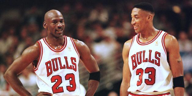 Scottie Pippen Remembers Michael Jordan\'s Return To The NBA 20 ...