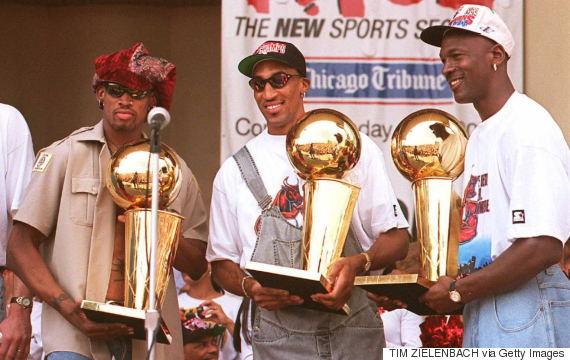 Scottie Pippen Remembers Michael Jordan's Return To The ...