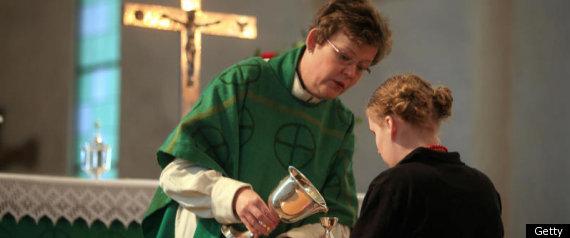 FEMALE CLERGY