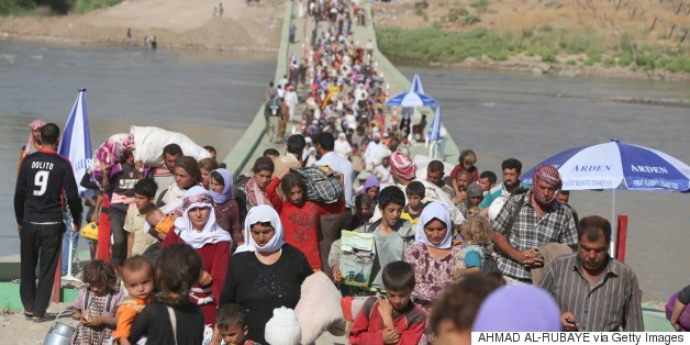 UN: ISIS May Have Committed Genocide Against Yazidis
