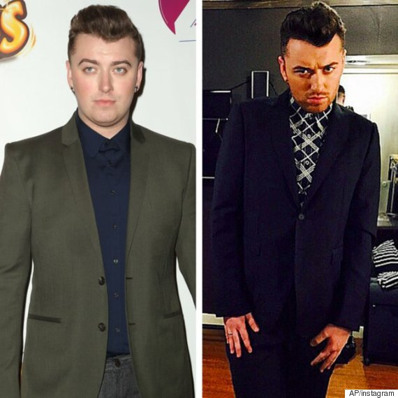sam smith weight
